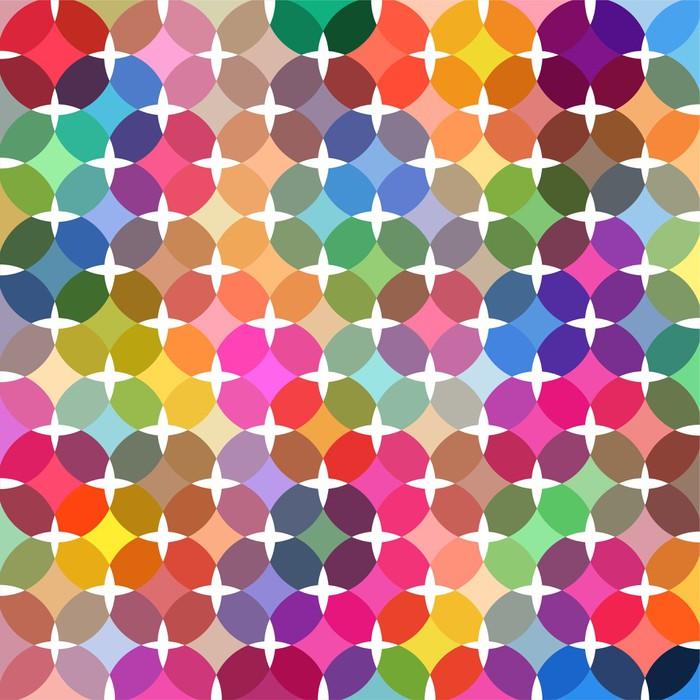 Vinylová Tapeta Barevné dekorativní pozadí, tapety - Duševní stavy