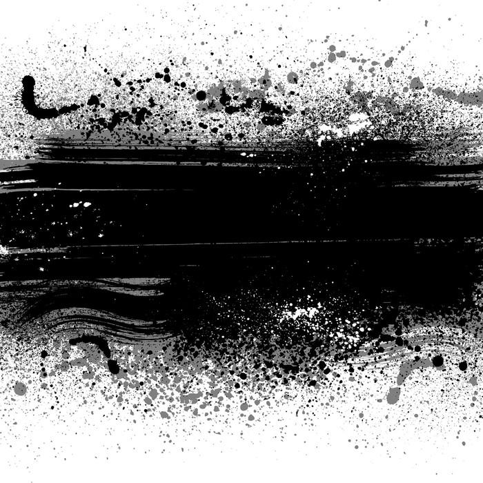 Papier Peint Vinyle Taches de fond grunge - Thèmes