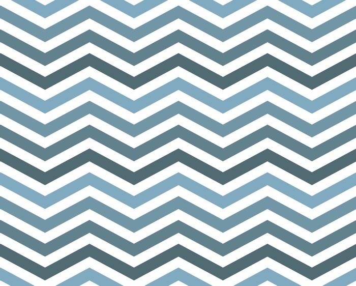 Fotomural azul zigzag patr n de fondo pixers vivimos for Gimnasio zig zag