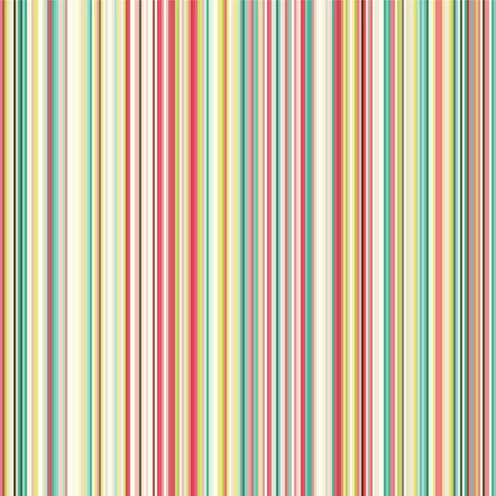 Carta da parati colori retr a righe verticali tessile for Carta da parati a righe prezzi