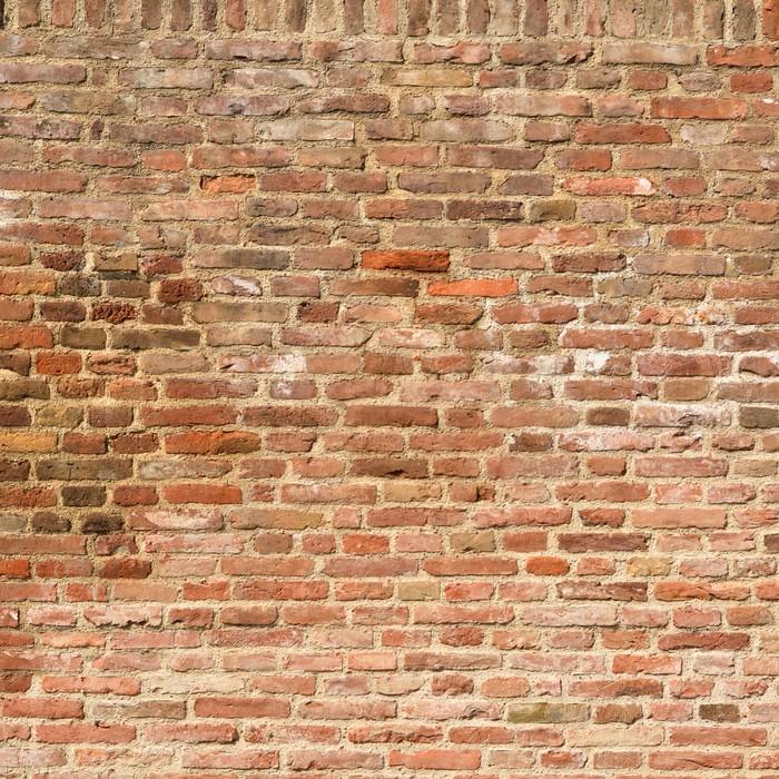 Carta da parati sfondo di muro di mattoni texture pixers for Carta da parati muro di mattoni