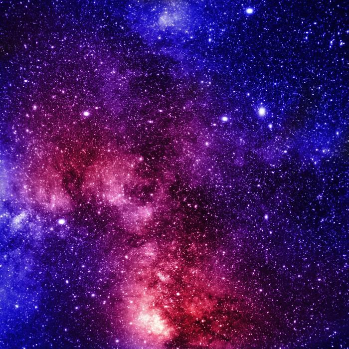 Obraz na p tnie g boki kosmos pixers yjemy by zmienia for Sfondi galassie hd