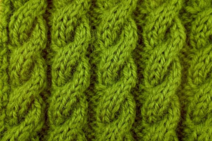 papier peint gros plan de vert c ble tricot maille pixers nous vivons pour changer. Black Bedroom Furniture Sets. Home Design Ideas