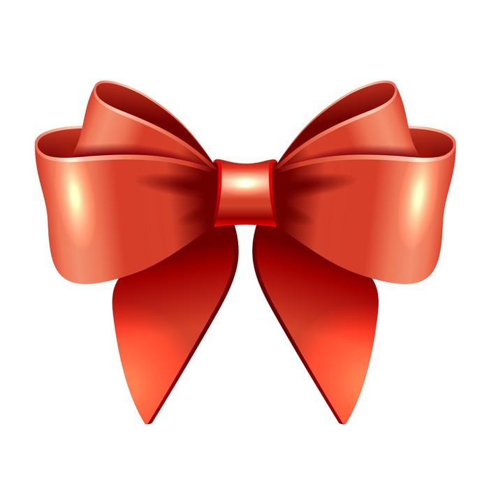 Amato Carta da Parati Red vettore fiocco regalo e la barra multifunzione  JA84
