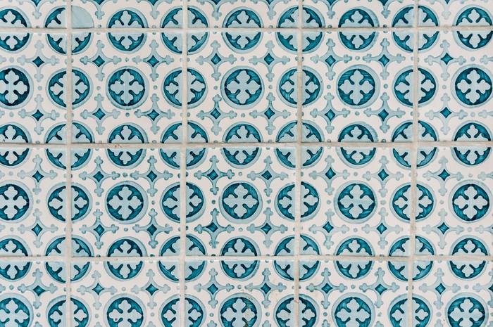 fototapete azulejos portugal fliesen close up pixers wir leben um zu ver ndern. Black Bedroom Furniture Sets. Home Design Ideas