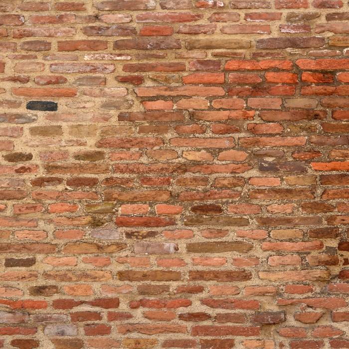 Carta da parati sfondo di muro di mattoni texture pixers for Carta da parati effetto muro mattoni