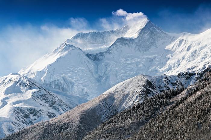 Vinylová Tapeta Annapurna hory - Témata