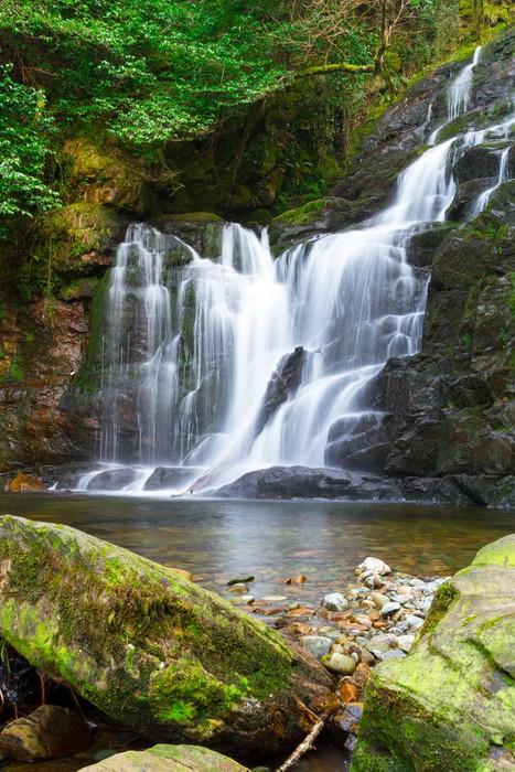Nálepka Pixerstick Torc vodopád v národním parku Killarney, Irsko - Témata