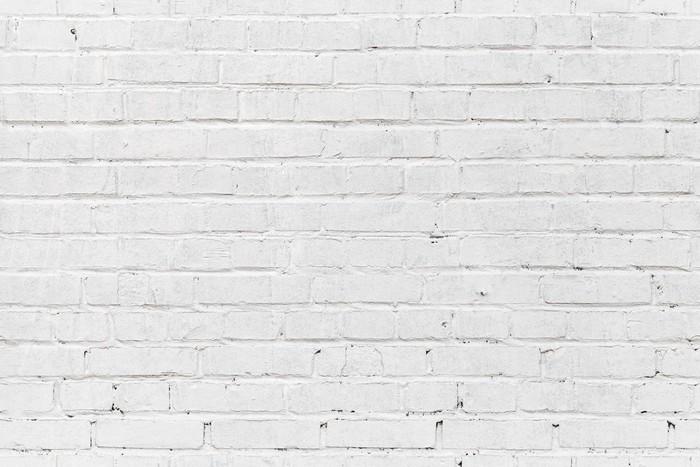 Carta da parati muro di mattoni bianchi foto seamless for Carta da parati muro mattoni