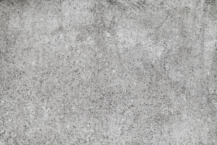 Gray Rough Concrete Wall Background Photo Texture Vinyl Mural