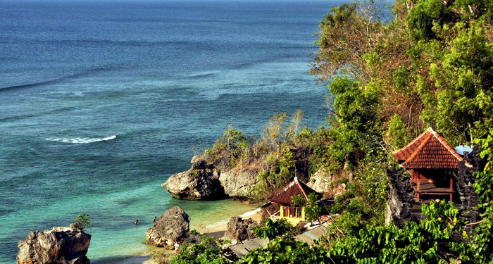 Vinylová Tapeta Indický oceán - Asie