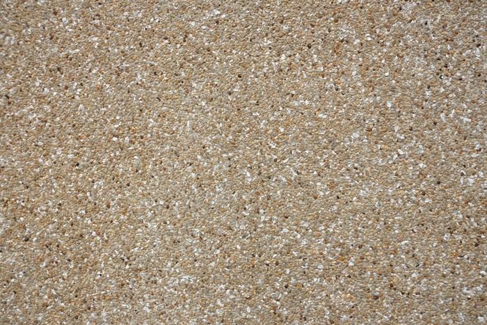 Sticker textuur van gewassen zand vloer u pixers we leven om