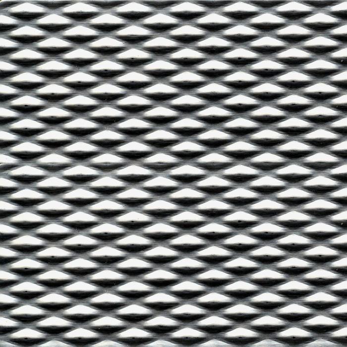 Vinylová Tapeta Nerezový plech - satén vzor textura - Těžký průmysl