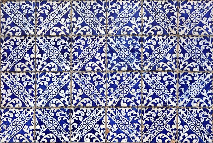 fototapete lissabon azulejos pixers wir leben um zu ver ndern. Black Bedroom Furniture Sets. Home Design Ideas