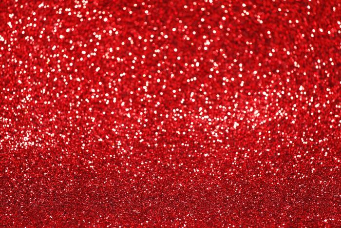 Vinylová Fototapeta Red glitter pozadí - Vinylová Fototapeta