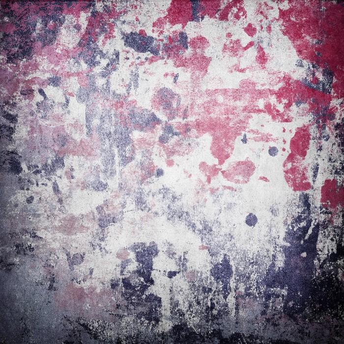 Vinylová fototapeta Mořený barva pozadí - Vinylová fototapeta