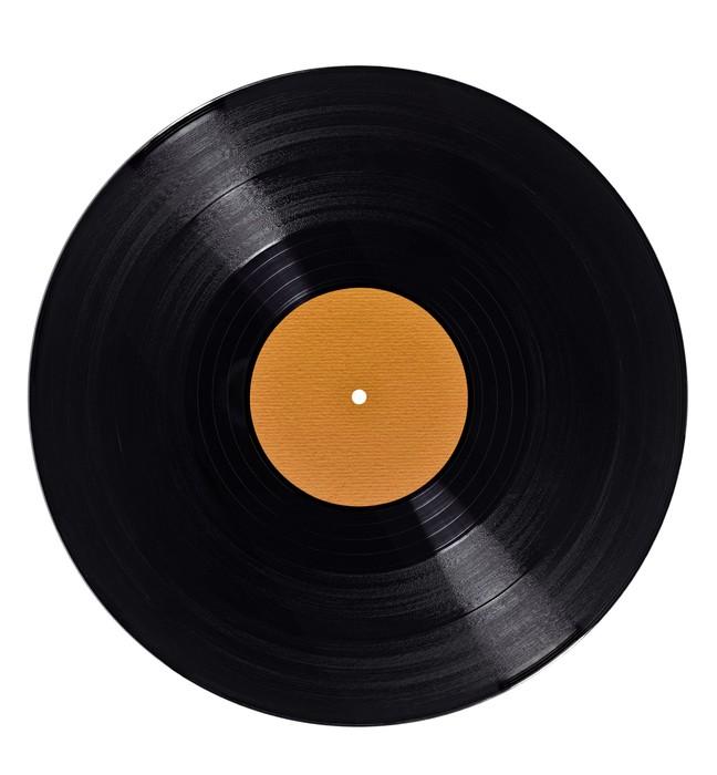 Carta da parati vinile vinile gioco vintage music pixers for Carta parati vinile