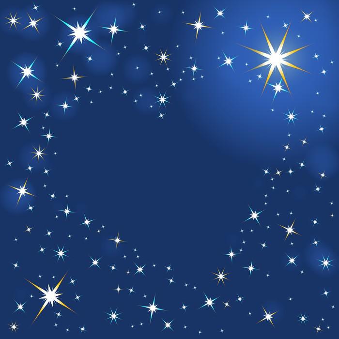 Vinylová Tapeta Získat hvězdy z nebe, láska, Symbol - Štěstí