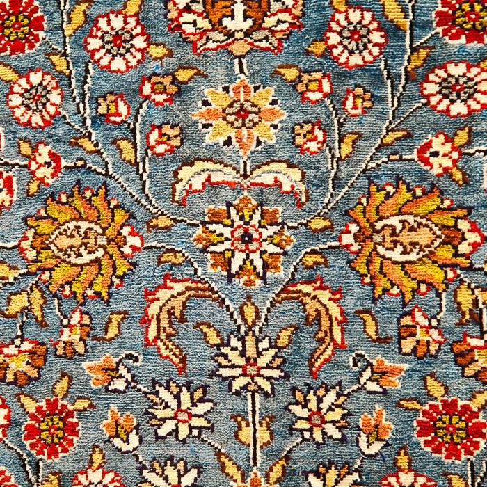 Papier peint mod le de tapis pixers nous vivons pour for Modele de papier peint
