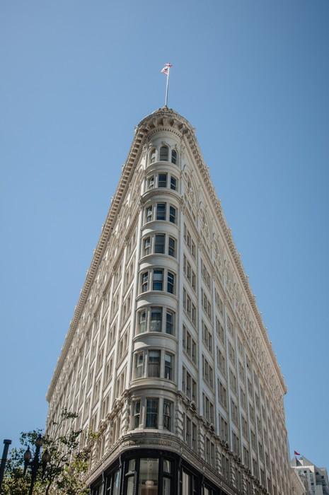 Vinylová Tapeta San Francisco byt budova - Americká města