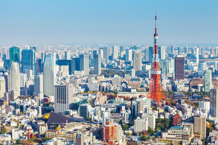 Sticker pour table et bureau tokyo au japon u2022 pixers® nous vivons