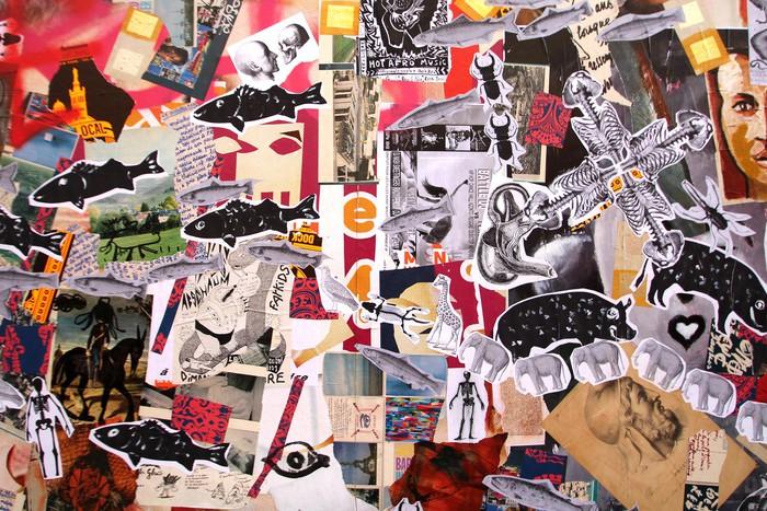 Vinylová Tapeta Marseille - Street art - Témata