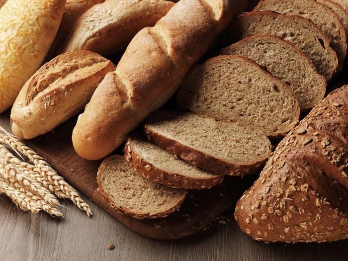 Vinylová Tapeta Čerstvý chléb - Témata