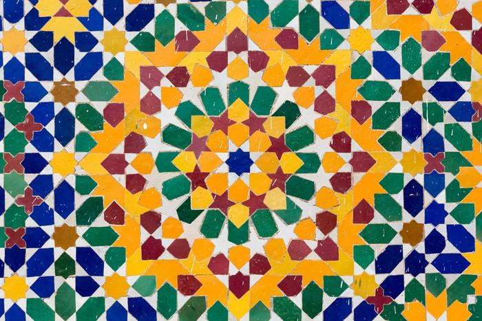 P ster decoraci n marroqu pixers vivimos para cambiar - Poster decoracion ...