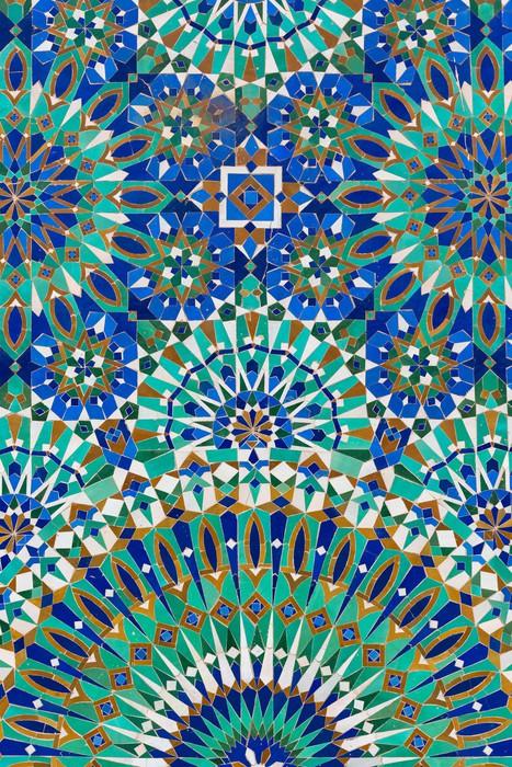 tableau sur toile d coration marocaine pixers nous vivons pour changer. Black Bedroom Furniture Sets. Home Design Ideas