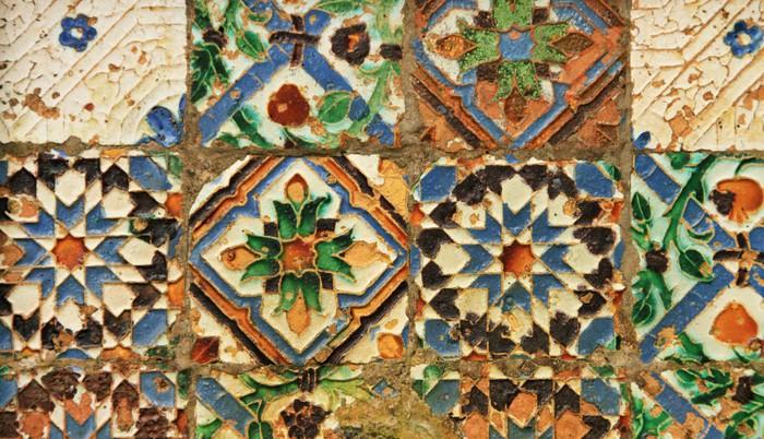 fototapete azulejo fliesen pixers wir leben um zu ver ndern. Black Bedroom Furniture Sets. Home Design Ideas