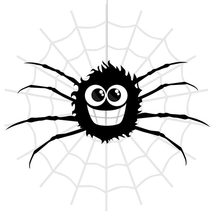 cartoon spider poster u2022 pixers u2022 we live to change rh pixers us cartoon spider's web cartoon spiderman