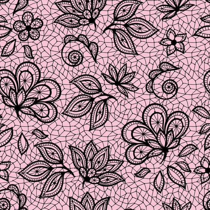 papier peint motifs vieille dentelle seamless fleurs ornementales vector texture pixers. Black Bedroom Furniture Sets. Home Design Ideas
