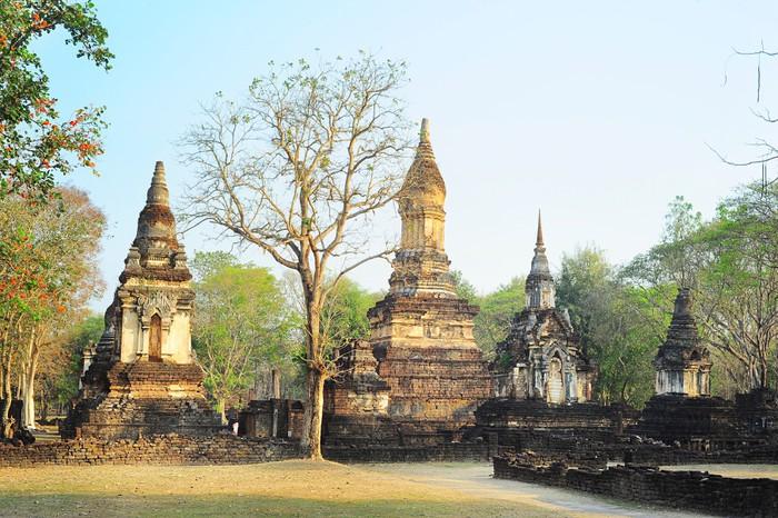 Vinylová Tapeta Si Satchanalai historický park - Asie