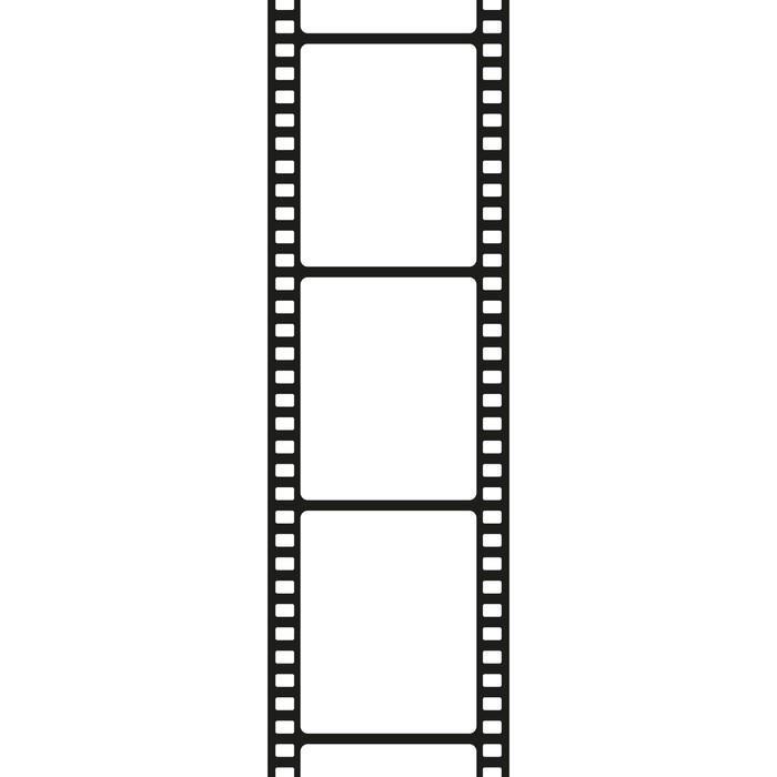 Vinylová Tapeta Filmová páska - Zábava