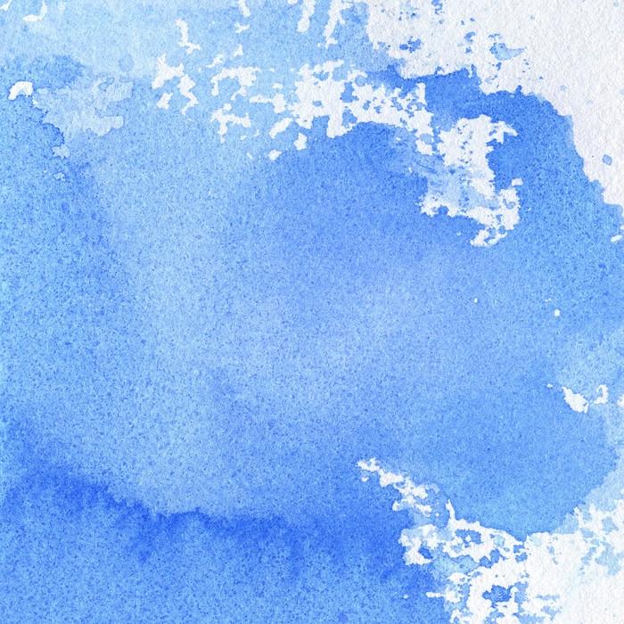 Vinylová fototapeta Akvarel pozadí - Vinylová fototapeta