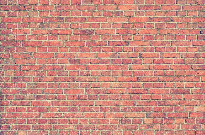 background of red brick wall wall mural pixers we live to change