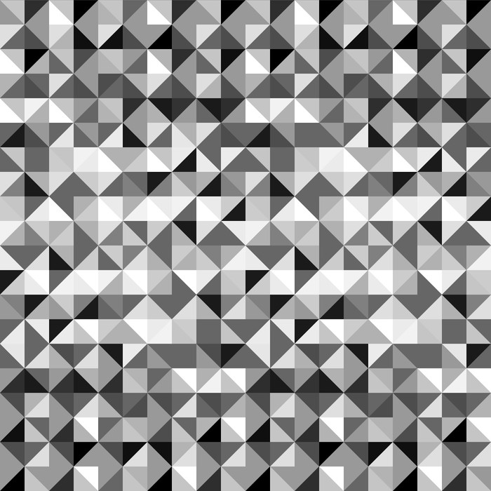 papier peint triangles g om triques en noir et blanc seamless pixers nous vivons pour changer. Black Bedroom Furniture Sets. Home Design Ideas