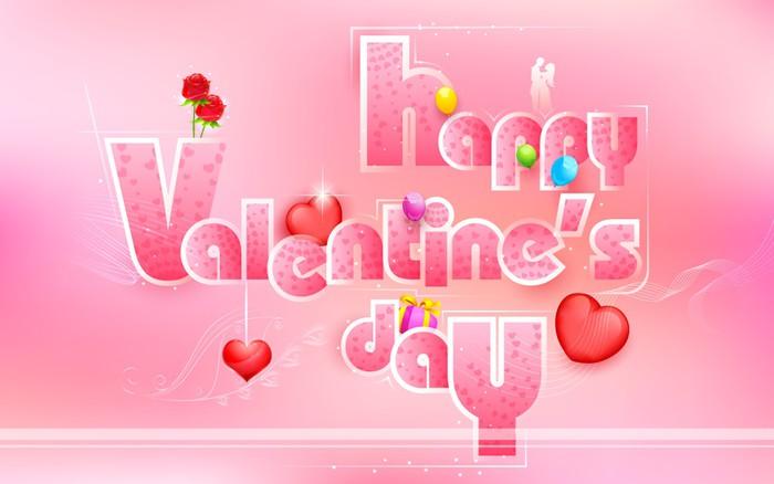 Happy Valentine S Day Love Background Sticker Pixers We Live To