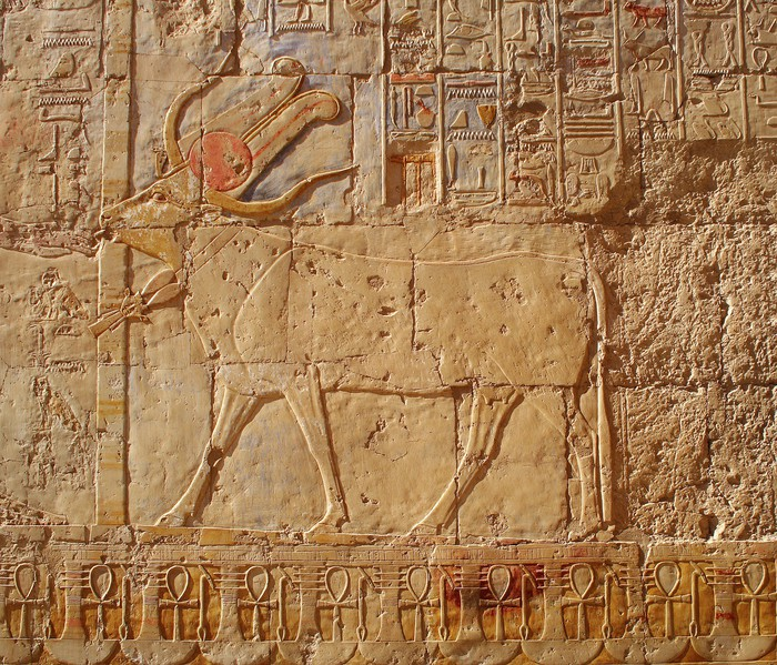 Bas relief from the temple hatsepsut egypt unesco wh for Bas relief mural