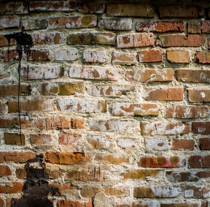 papier peint mur de briques pixers nous vivons pour. Black Bedroom Furniture Sets. Home Design Ideas