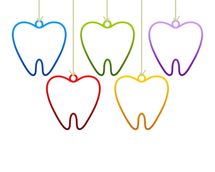 Dental Templates Wall Mural Pixers We live to change