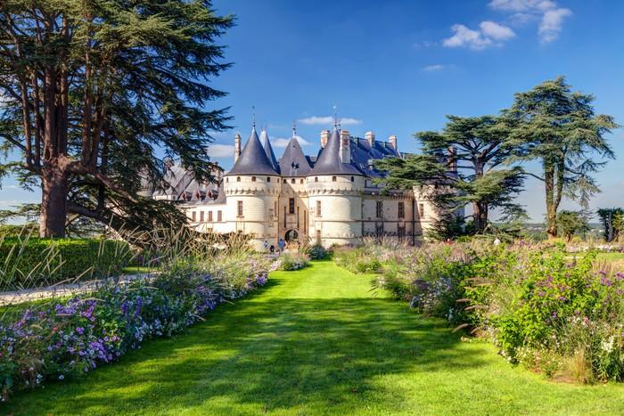Nálepka Pixerstick Chateau de Chaumont-sur-Loire, Francie - Témata