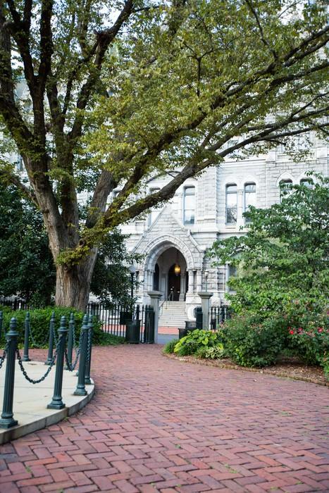 Vinylová Tapeta Historic Church - Veřejné budovy