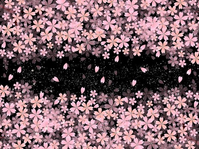 Vinylová Tapeta Sakura pozadí - Národní svátky