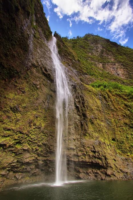 Vinylová Tapeta Hanakapi'ai Falls, ostrov Kauai - Amerika