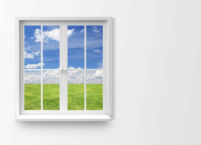 Modern residential window wall mural pixers we live for Residential window walls