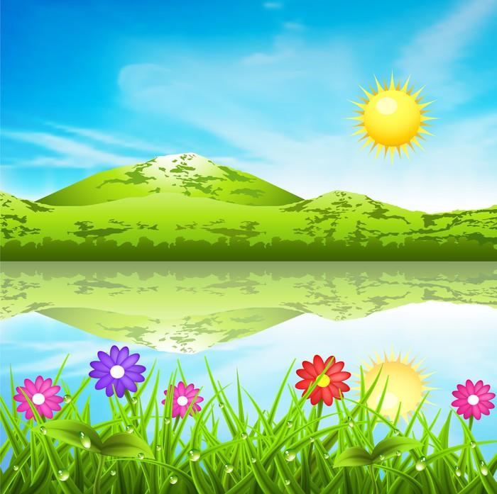 Papel pintado paisaje pixers vivimos para cambiar for Papel pintado paisajes