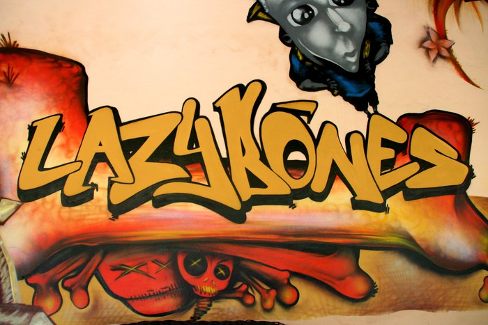 Graffiti Wall Mural • Pixers® • We live to change