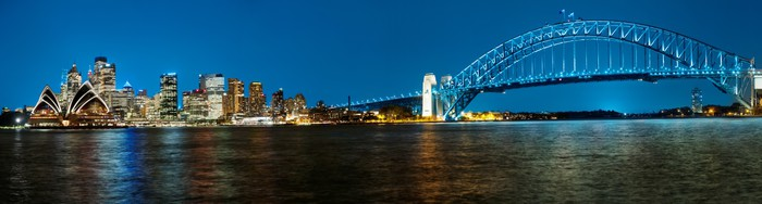 Vinylová Fototapeta Sydney - Vinylová Fototapeta