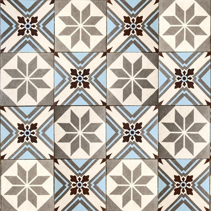 papier peint carreaux ce ciments anciens pixers nous vivons pour changer. Black Bedroom Furniture Sets. Home Design Ideas